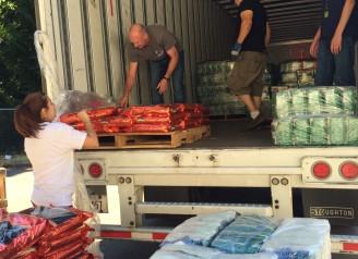 Unloading 1