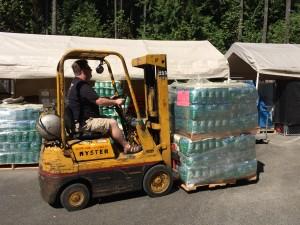 Unloading 5 Tucker