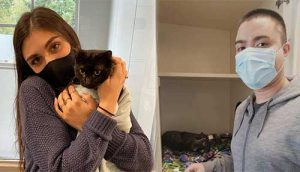 These precious pets were allowed plenty of time to recover both physically and emotionally. And we are happy to share that both were quickly adopted into well-matched, forever homes.